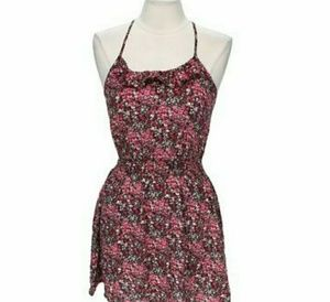 Mossimo supply company floral dress